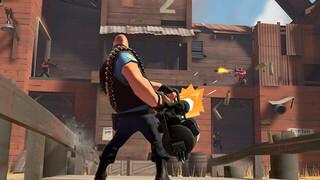 Team Fortress 2 побила рекорд по количеству одновременных игроков, но большинство из них могут быть ботами