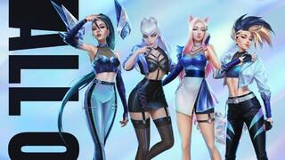 League of Legends  Следующий мини-альбом виртуальной группы KDA выйдет в ноябре