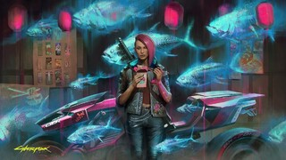 Демонстрация русской локализации Cyberpunk 2077