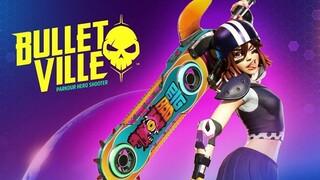 Открыт прием заявок на ЗБТ нового геройского шутера BulletVille