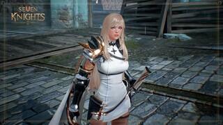 43 новых трейлера мобильной MMORPG Seven Knights 2 с геймплеем и персонажами