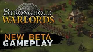 Бесплатная бета-версия Stronghold Warlords доступна в течение нескольких дней