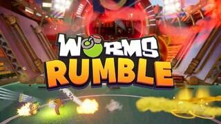 Релиз Worms Rumble состоится в декабре