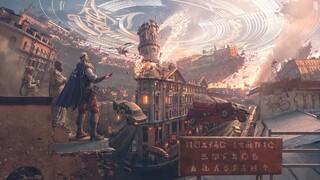 Как выглядел бы город Санкт-Петербург во вселенной Valorant