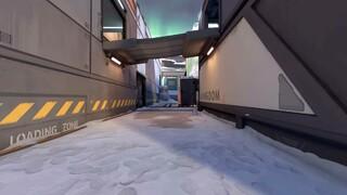 Начался третий акт в Valorant с новой снежной картой Icebox