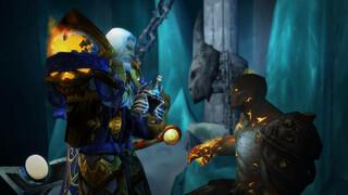 World of Warcraft игроки испытывают проблемы со входом после установки предварительного патча Shadowlands