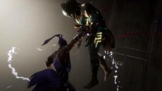 Mortal Kombat 11 представлен игровой процесс за полубога Рейна