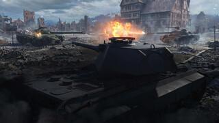 World Of Tanks с обновлением 1.10.1 в игру вернутся личные жетоны, добавится активность Боевой поход и другое
