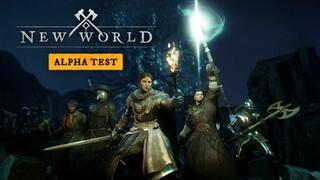 Стартовал второй этап закрытого альфа-тестирования MMORPG New World