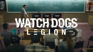 Уроки кооператива в новом ролике Watch Dogs Legion