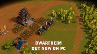 Кооперативная RTS DwarfHeim вышла в раннем доступе