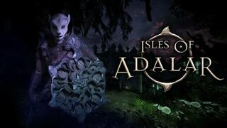 Кооперативная приключенческая RPG Isles of Adalar вышла в раннем доступе