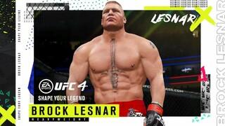 EA SPORTS UFC 4 можно попробовать бесплатно в течение ограниченного времени