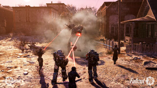 Обновление Стальной рассвет для Fallout 76 расскажет историю Братства Стали