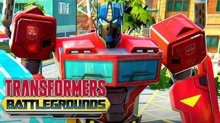 Transformers Battlegrounds  Вышла новая тактическая игра про Трансформеров