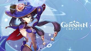 Genshin Impact  Ролик про особенности Моны и новое задание с ней