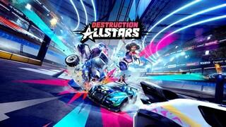Гоночная игра Destruction AllStars из стартовой линейки PlayStation 5 перенесена