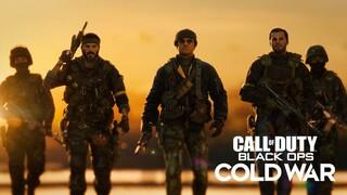Опубликован релизный трейлер Call of Duty Black Ops Cold War