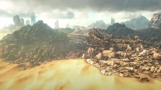 Демонстрация обновлённой графики  ARK Survival Evolved на Xbox Series X