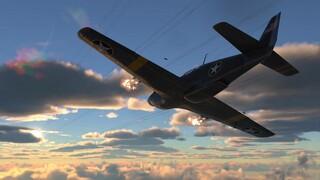 Авторы War Thunder показали небо и эффекты боя на обновлённом движке