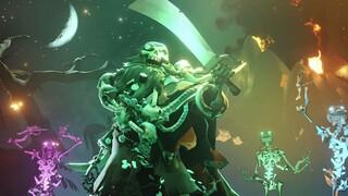 В обновлении Судьба проклятых для Sea of Thieves игроки сталкиваются с новой угрозой