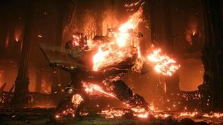 Монстры и боссы Каменного клыка в новом геймплейном ролике Demons Souls Remake