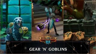 Для Torchlight III вышло хэллоуинское обновление Gear N Goblins