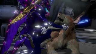 При недостаточной игре в Warframe, космический питомец начинает ненавидеть игроков