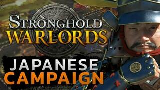 Stronghold Warlords  Прохождение первой миссии кампании за Японию