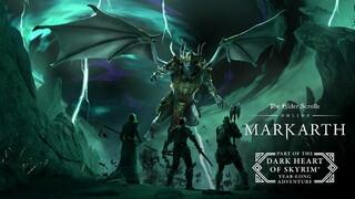 История Темное сердце Скайрима в TESO завершилась вместе с выходом DLC Маркарт