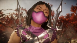 Геймплей за Милину в Mortal Kombat 11