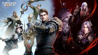 Состоялся глобальный релиз мобильной MMORPG Forsaken World Gods and Demons