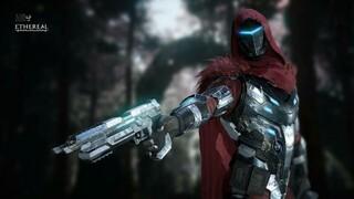 Первая демонстрация геймплея MOBA от третьего лица Ethereal Clash of Souls