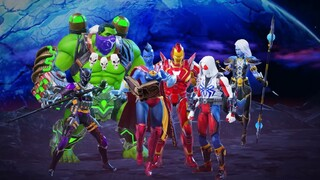 Marvel Realm of Champions выйдет в декабре