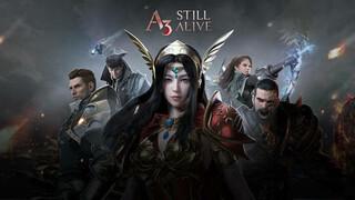 Мобильная MMORPG A3 Still Alive вышла на русском языке