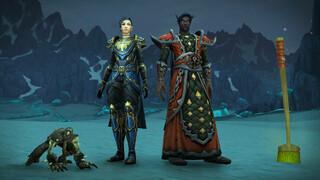 В World of Warcraft стартовало особое событие Приход Смерти, предшествующее дополнению Shadowlands
