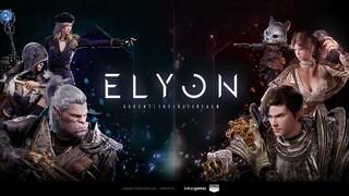 Видео о боевой системе в Elyon