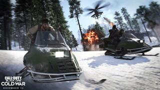 Шутер Call of Duty Black Ops Cold War установил рекорд цифровых продаж за первый день