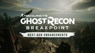 Ghost Recon Breakpoint получит улучшения для PlayStation 5 и Xbox Series X