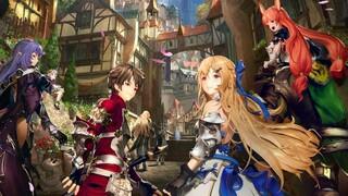 Новые геймплейные ролики мобильной версии MMORPG Gran Saga