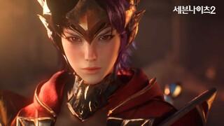 Состоялся релиз мобильной MMORPG Seven Knights 2 в Южной Корее