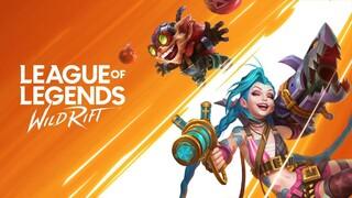 Объявлена дата выхода League of Legends Wild Rift в России