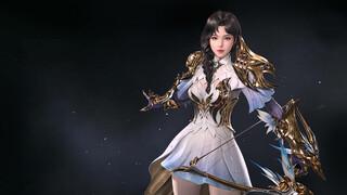 Новый класс Лучник доступен в MMORPG V4