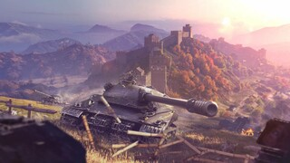 World of Tanks вышла на PS5 и Xbox Series X  S