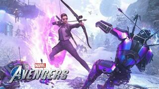 Marvels Avengers  Кейт Бишоп появится в декабре вместе с новой сюжетной линией