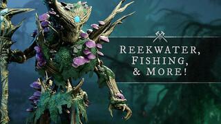 New World  Обзор локации Reekwater, рыбалки и изменений боевой системы от разработчиков