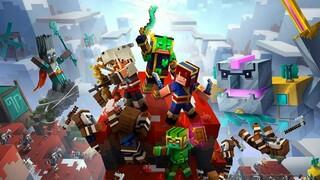 Minecraft Dungeons получит сезонный пропуск с новыми дополнениями