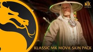 В Mortal Kombat 11 появились классические облики из фильма 1995 года