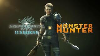 Анонсирован кроссовер Monster Hunter World с фильмом Охотник на монстров