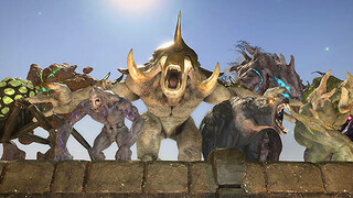 MMORPG Fractured обзавелась мировыми боссами